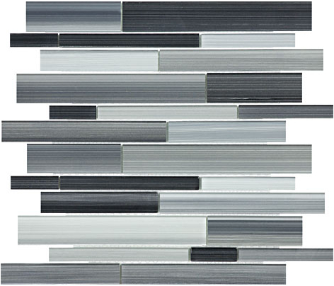 Carbon Random Strip