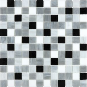 Arabescato 1x1 on 12x12 sheet