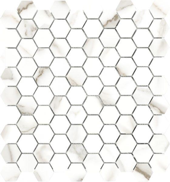 Calacatta Oro Hexagon