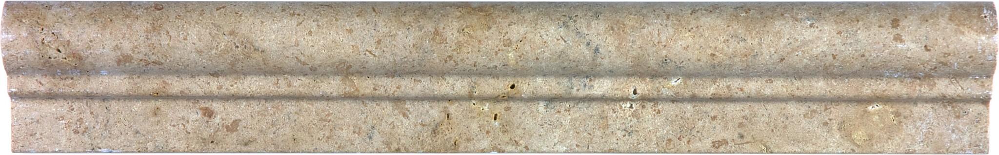 Noce Travertine Chairrail