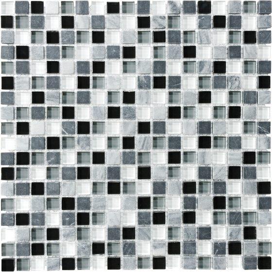 Midnight Glass Stone Block