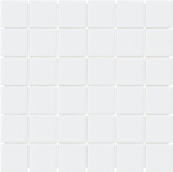 2x2 White Matte