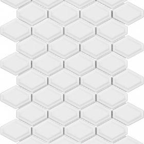 White Glossy Convex Loft
