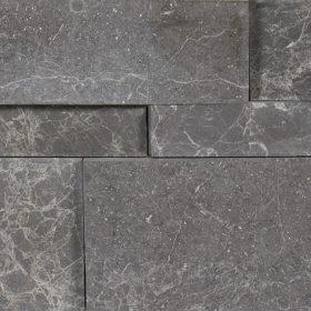 Stark Carbon Marble Polished Cubics
