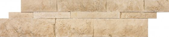Siena Avorio Travertine Splitface