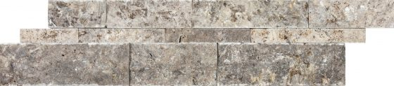 Silver Ash Travertine Splitface
