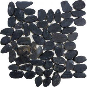 Zen Tahitian Black Sand Sliced